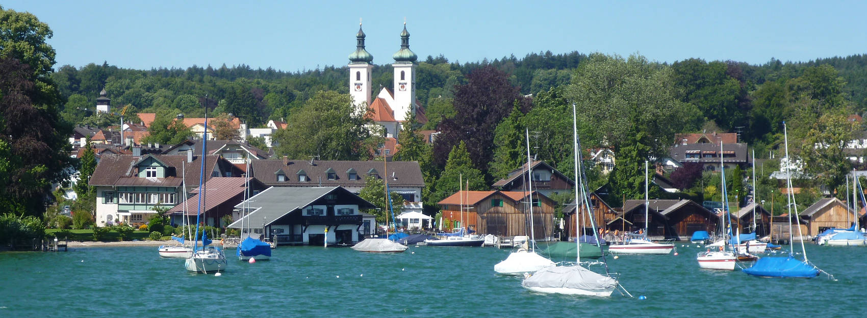 Hotels In Tutzing Am Starnberger See