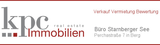 KPC Immobilien in Berg am Starnberger See